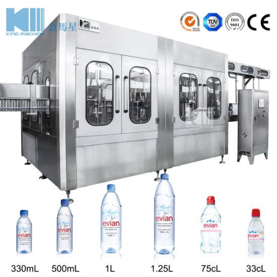 Good Price 3 in 1 Mineral Alkaline Water Filling Machine