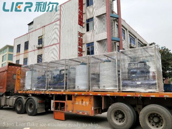 20t Per Day Industrial Flake Ice Machine pictures & photos