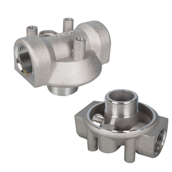 investment casting stainless steel process filter