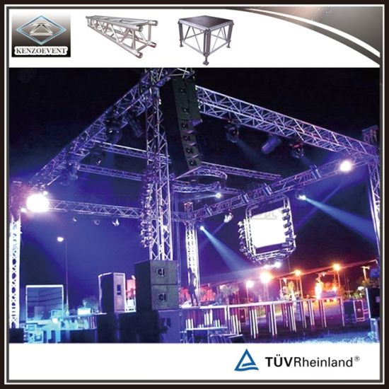 China Stage Used Aluminum Truss For Concert Light