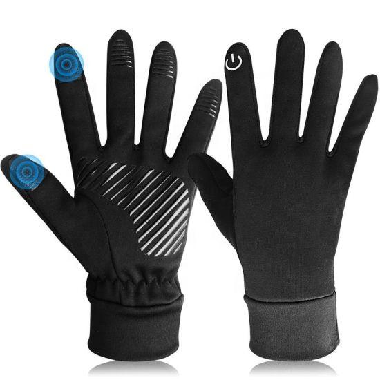 Winter Outdoor Anti-Skid Sports Ski Motorcycle Warm Waterproof Windproof Gloves