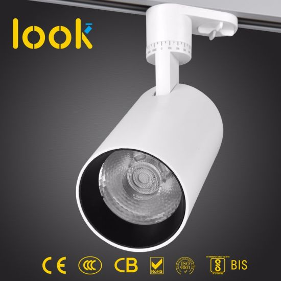Distributor LED Track Light Energy Saving Lamp LED Interior Lighting Project Spotlights