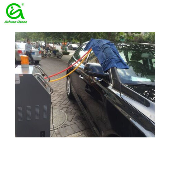 China Portable Automatic Car Air Purifier Ozone Generator