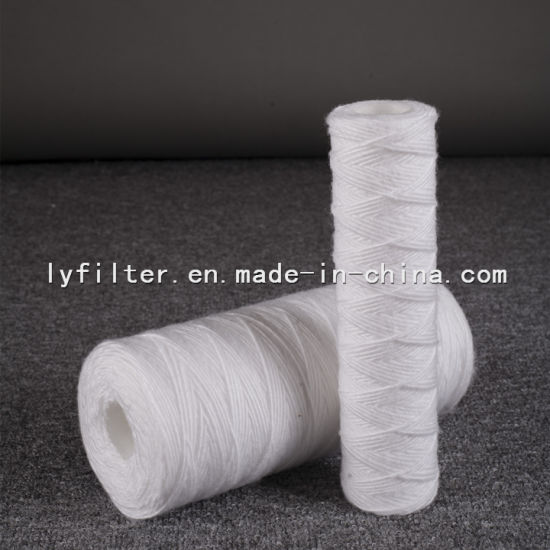 """Water Filter Cartridge 10"""" Wire Wound Filter for Water Filtration"""