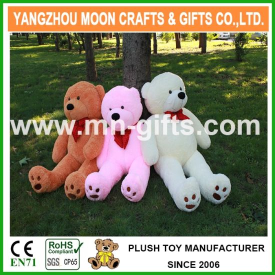 Wholesale Plush Stuffed Soft Bears Big Teddy Bear Promotional Christmas Gift pictures & photos