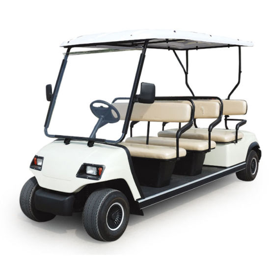 Battery Operated 8 Seater Golf Cart for Sale