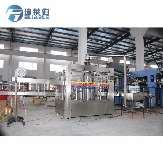 Automatic Carbonated Energy Drink Filling Machine Soft Drink Filling Machine pictures & photos