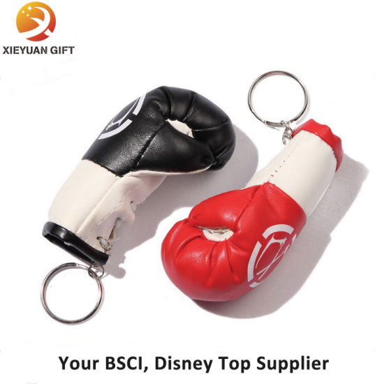 New Product Custom Logo Boxing Glove Keychain