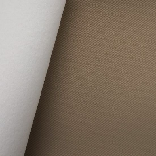 Eco-Friendly PU Imitation Home Textile Leather Fabric pictures & photos