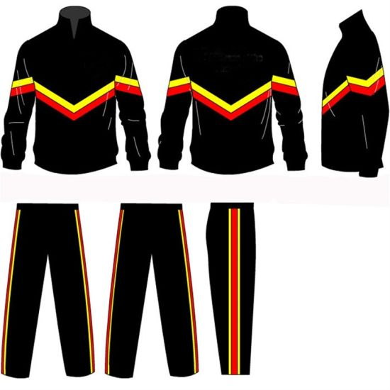 Good Quality Custom Women Football Tracksuits pictures & photos