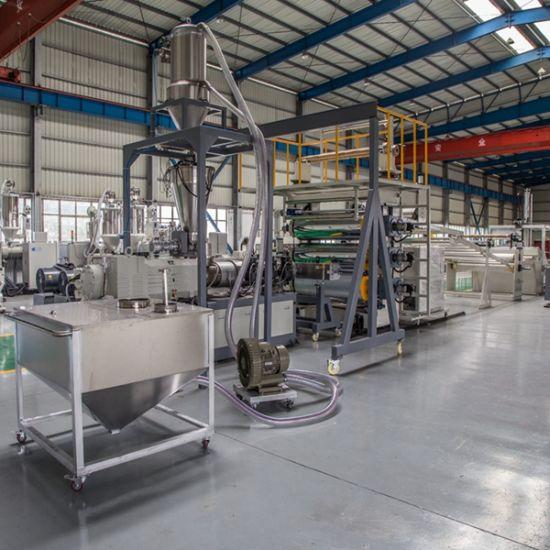 PVC Marble Sheet Production Extrusion Machine Line