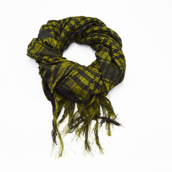 Scarf Army Military Tactical Keffiyeh Shemagh Desert Arab Scarf Shawl Neck Cover Head Wrap Hiking Hunting Accessories