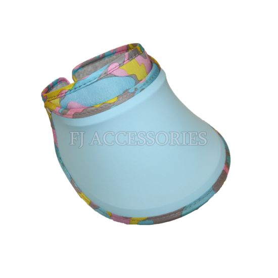 Factory Cheap Flexible Breathable Sun Visor Cap for Kids pictures & photos