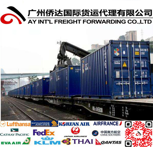 Railway Forwarder From Yiwu, China to Kokand, Uzbekistan pictures & photos
