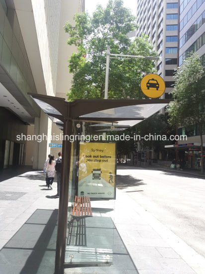 Steel Bus Shelters pictures & photos