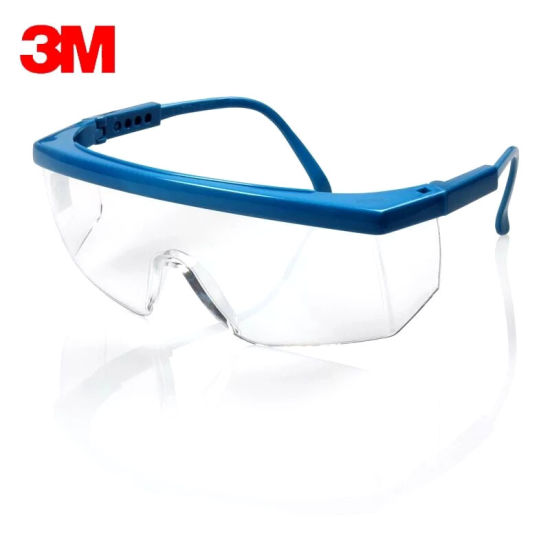 Safety Glasses Spectacle Clear or Mirror Eye Protection Safeguard Anti-scratch