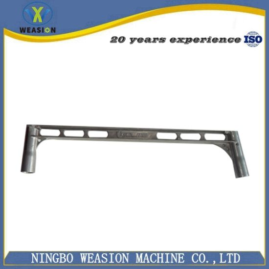 China Manufacturer OEM Customized Aluminum Die Casting Small Bracket Die Casting Components