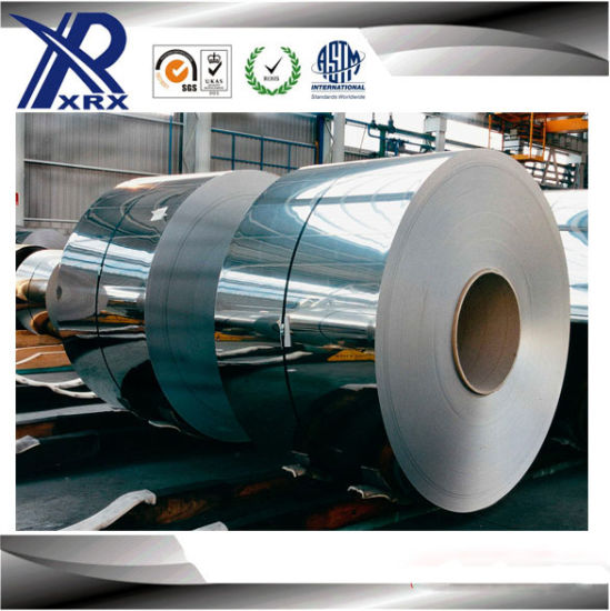 Cold Rolled 316 Stainless Steel Precision Strip Coil/ Sheet