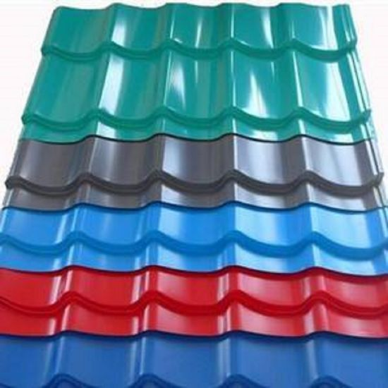 0.1-0.2mm Thickness Low Cost Galvanized Corrugated Zinc Roofing Sheet
