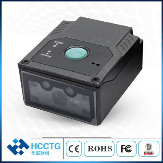 Best Mobile Android Data Matrix Fix Mount Reader Qr Code Scanner (HS-4300)