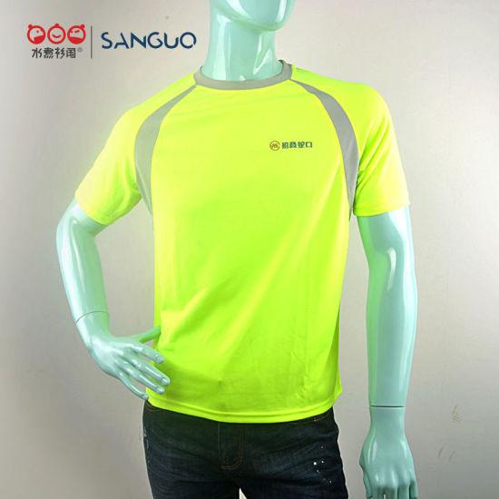 Company Promotional Clothing Custom T Shirt Fast Dry