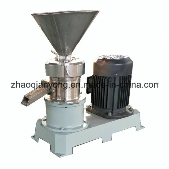 Stainless Steel Peanut Butter Making Machine/Peanut Butter Machine pictures & photos