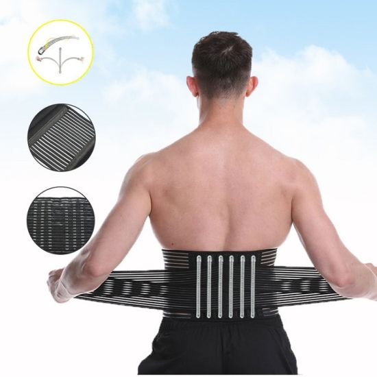 Adjustable Neoprene Sports Waist Back Support pictures & photos