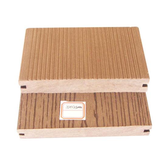 WPC Decking Floor, Laminated Flooring (SD11)