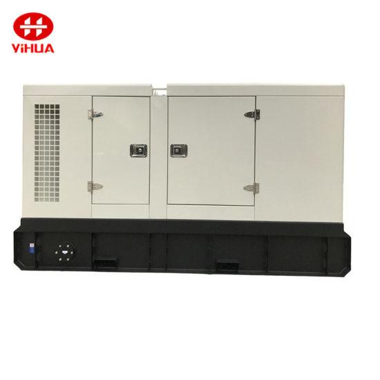 Ya-Nm-Ar Power 10kVA/8kw Electric Silent Canopy Diesel Generator Set