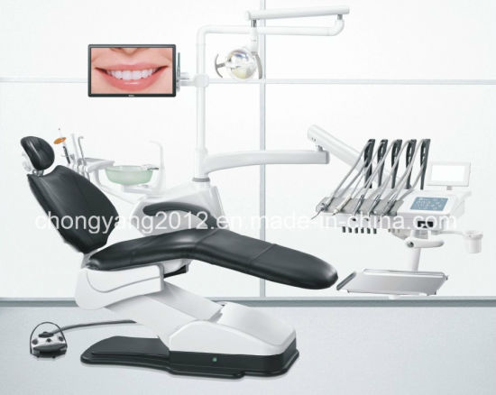 Dental Chair Unit Equipment with Denmark Motor pictures & photos