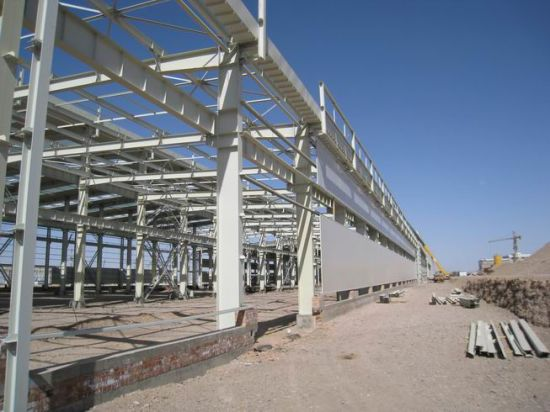 Steel Structure Building for Warehosue (SS-563)