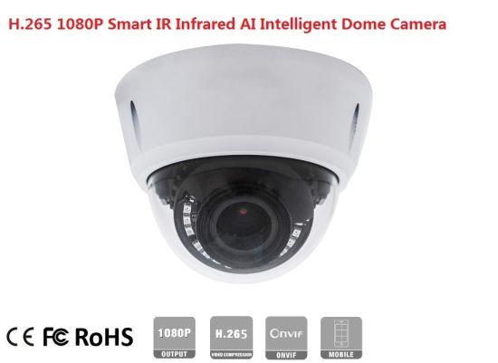FSAN 2MP Waterproof Security Surveillance Smart Ai Mini Dome IP Camera