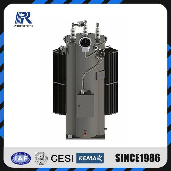 7.62kv Pole Mounted Single Phase Automatic Step Voltage Regulator