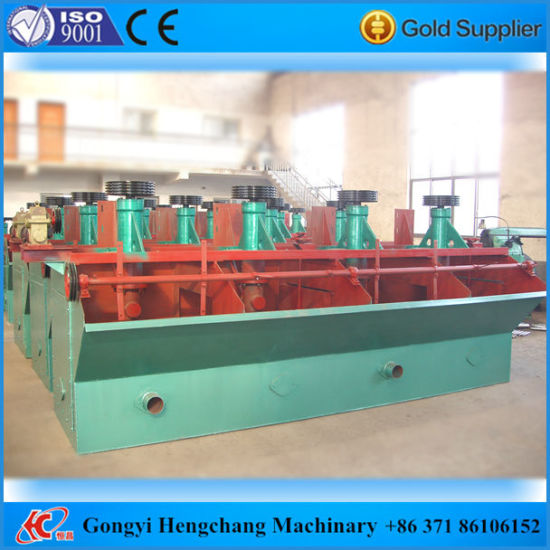 for Ore Separation Copper Ore Processing Plant pictures & photos