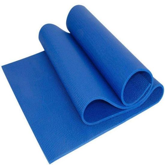 Customized Logo Colorful 4-10mm Thickness PVC Yoga Mat (3-10mm)