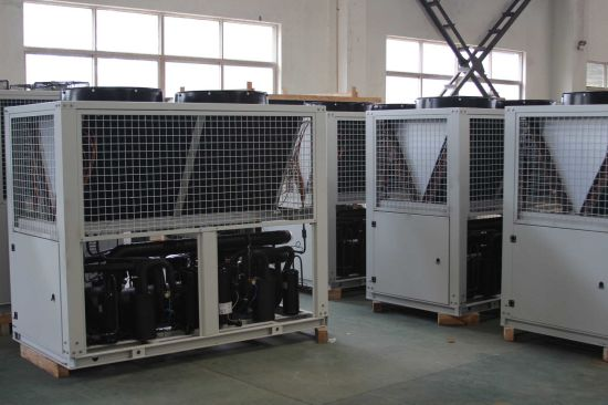 Heat Pump Water Modular Chillers for Air Conditioning