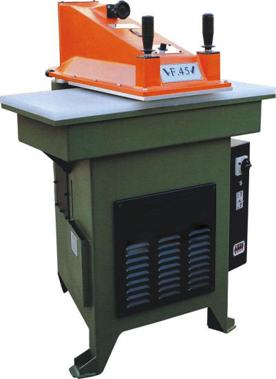 F45 Swing Arm Cutting Machine for Leather