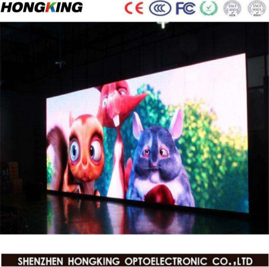 High Resolution P3 P4 P5 Indoor LED Display Screen