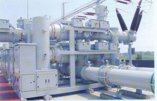 126kv Gas Insulated Switchgear Gis