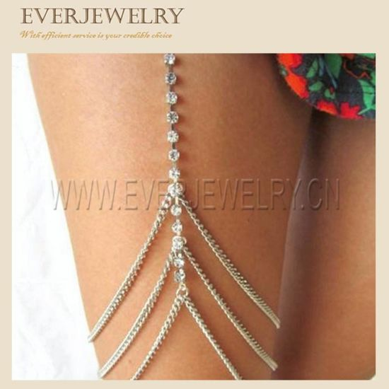 Hot Sell Sexy Leg Chain and Body Jewelry pictures & photos