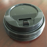 Biodegradable and Compostable PLA Custom Disposable Coffee Cup Lids Selling pictures & photos