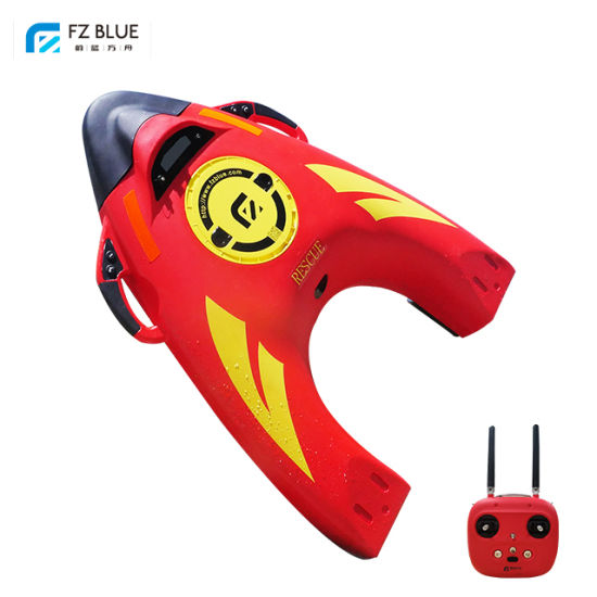 2019 Cool Innovative Marine Safety Rescue Equipment Smart Remote Control Drowning Life Rescue Ark with GPS