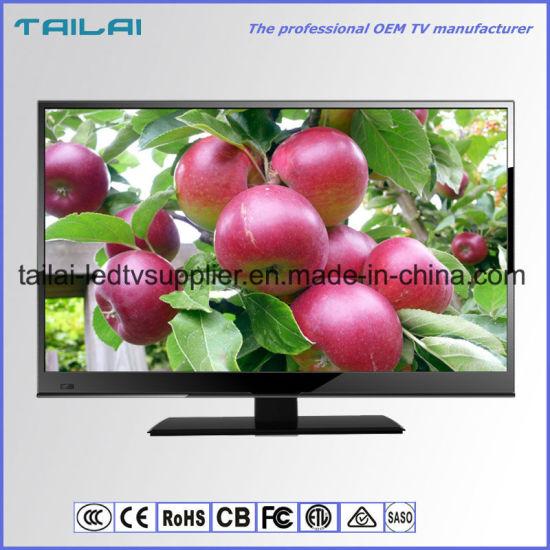 "Wholesales A Grade Panel 15.6"" Wide Screen Eled TV with VGA USB HDMI"