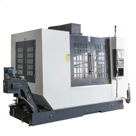 Stock 3/4/5 Axis Vertical CNC Machining Center Lathe Machine 600/420/450mm
