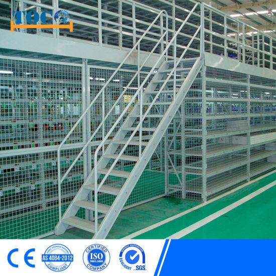 Fem Rack Mezzanine Shelf for Garment Storage Factory Price