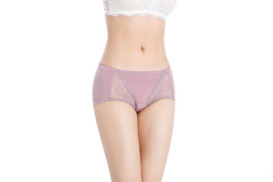 Women Sexy Underwear Comfortable Low Rise Seamless Panties pictures & photos
