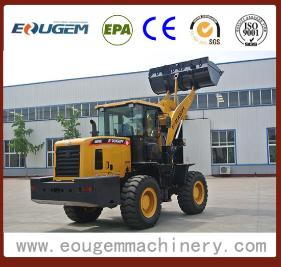 Heave Duty Construction Machine Wheel Loader Zl36 3.6ton pictures & photos