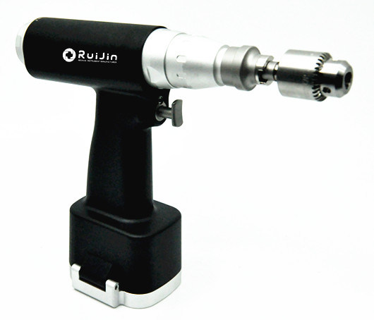 Black Colour Acetabulum Reamer Drill with New System
