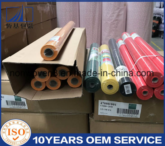 Customized Colorful Waterproof PP Nonwoven Table Cloth pictures & photos
