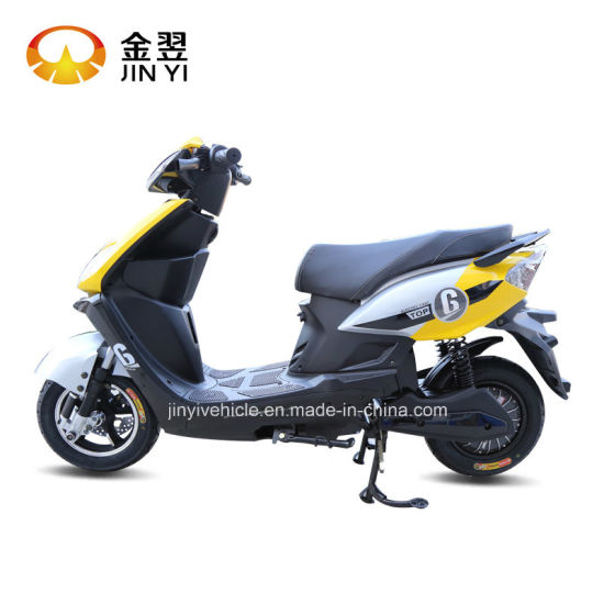 1200W 20ah OEM Logo Sporty Electric Motorcycle pictures & photos